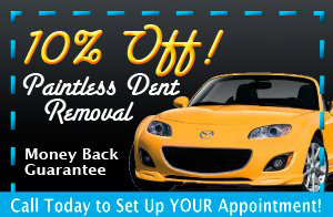 Chicago Dent Removal Coupon