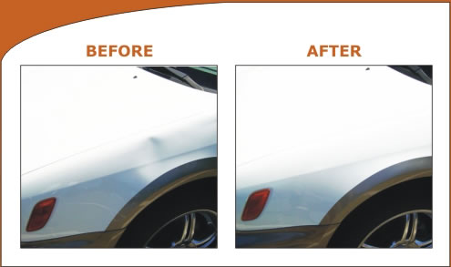 Chicago Dent Removal & Repair